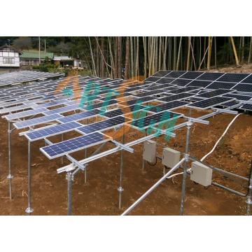 Solar Ground Mouting Bracket Solar System