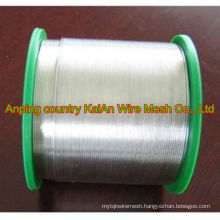 Hot sale sterling silver wire For Battery/Electro-----manufacture supplier