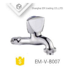 EM-V-B007 Novo estilo de montagem na parede único punho liga de zinco polo bibcock