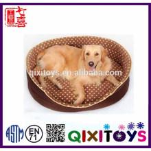 Heißer Verkauf Hund im Freien Zwinger gute Qualität komfortable Plüsch stall Chinas direkte große Rasse Hundehütte