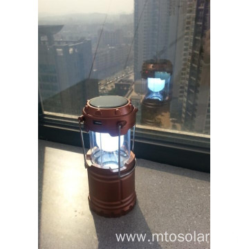 Foldable Green power Rechargeable with LED Chips