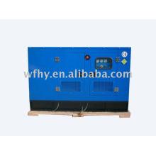 Générateur diesel Weifang 40KW Type silencieux