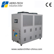 20kw Heating and Cooling Scroll Water Chiller (Air Cooled type) for Plastic Products Cooling