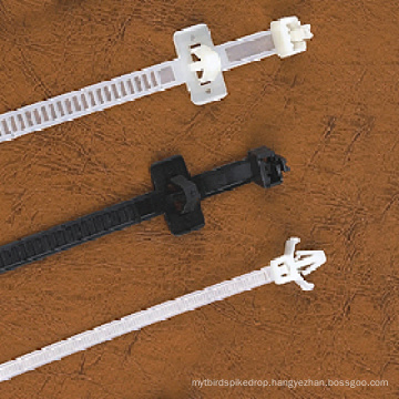 Releasable Push Mount Ties (CHS-150PT)