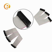 2.0 2.54 idc connector 2.0 2.54 mm pitch 2651 ribbon flat cable assembly