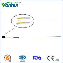 Instruments chirurgicaux Boucle d'électrode pour réséroscopie Hystéroscopie