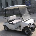 CE diluluskan 2 kerusi bateri powered mini elektrik golf cart