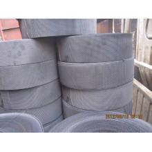 Malla de alambre tejido recocido suave en 10mesh a 60mesh