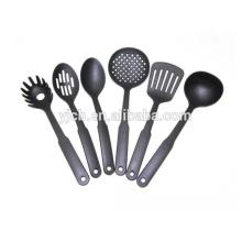 Conjunto de utensilios de cocina de nylon 6pcs por mayor