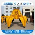 China Henan Mine Crane Grab Bucket