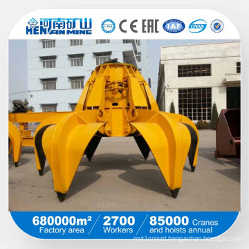 China Henan Mine Crane Grab Bucket