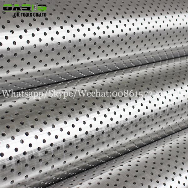 Drilling Perforated Casing Pipe 5