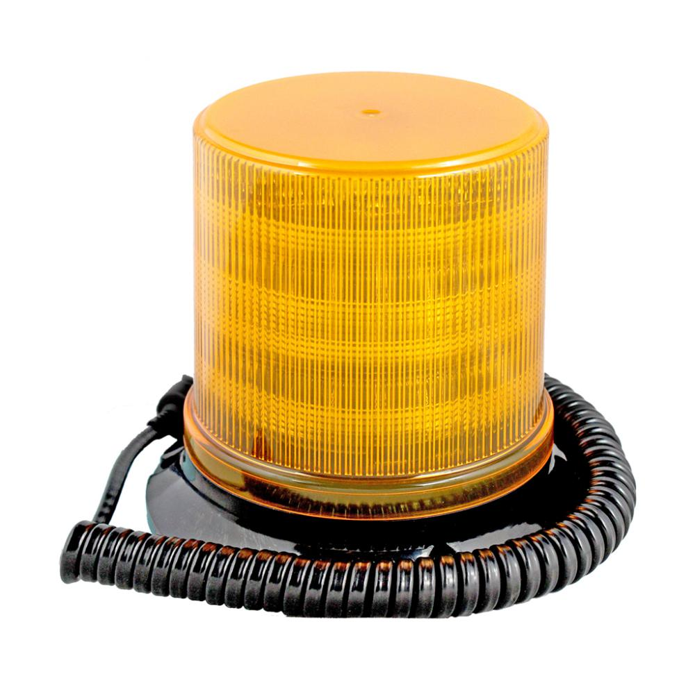 10-30v Flash Magnet LED Truck Warning Lamps