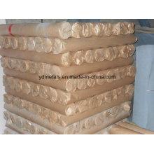 Filtros de malla de alambre de acero inoxidable