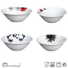Cerámica baratos porcelana nuevo diseño Bowl