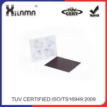 Maßgeschneiderte, Flexible Gummimagnet Blatt magnetische Papier
