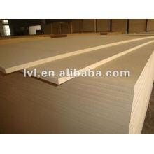 1220 * 2440 простая древесина МДФ для мебели