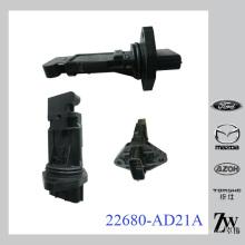 Medidor de flujo de aire original para Nis-san Sere-na 22680-AD21A