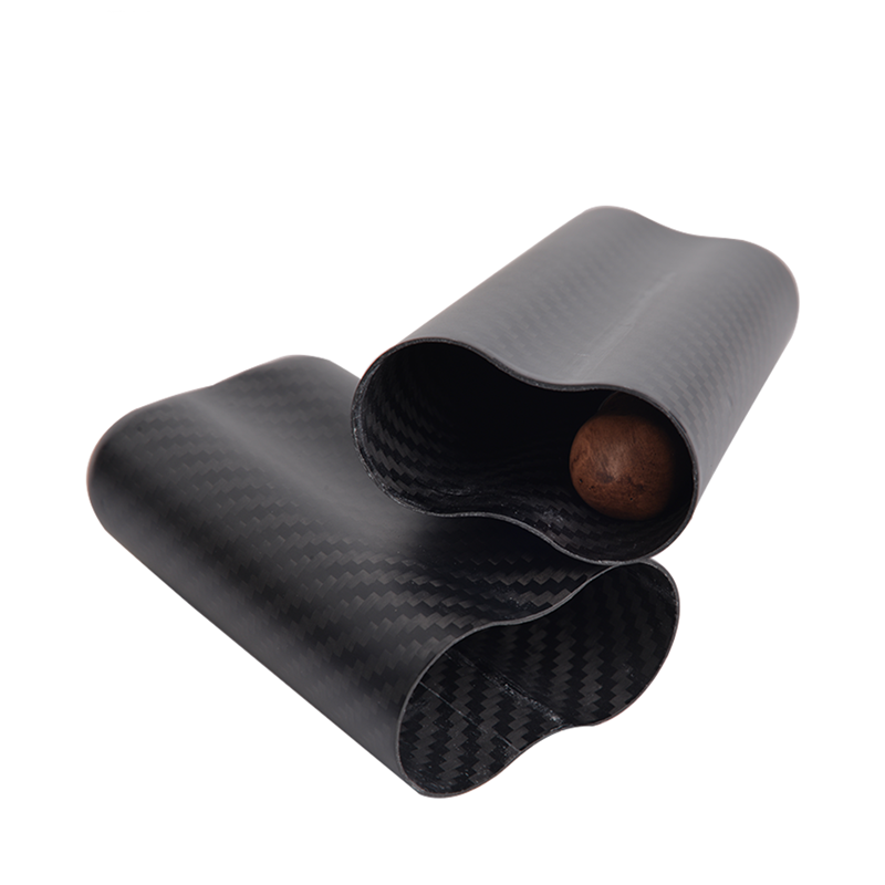 Real Carbon Fiber Cigar Case