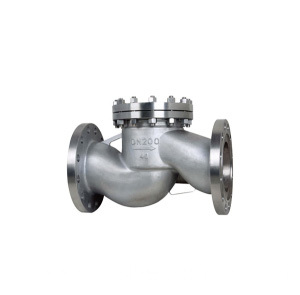 Flanged Lift Return Check Valve