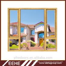Хорошее качество алюминиевого створки окна цена Филиппины алюминиевого окна