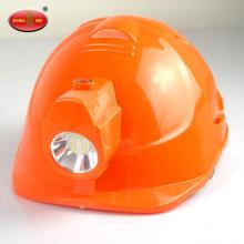 Capacete lâmpada mineira Tampa da mina lâmpada Farol do capacete