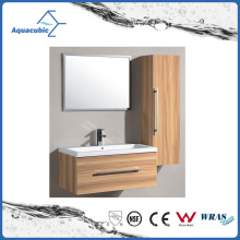 Классическое зеркало Мебель для ванных комнат шкаф (ACF5003)
