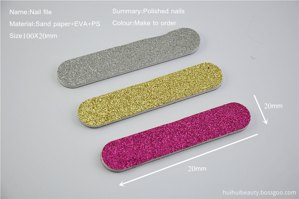 Professional Nail File