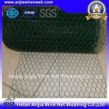 PVC Coated Galvanized Hexagonal Wire Mesh Chicken Mesh