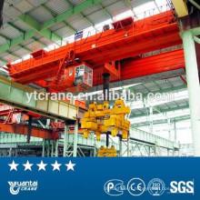 Double grue d'aimant Grues Grue atelier Pont grue 25 tonnes