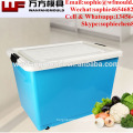 1000 liters plastic tank mould made in China OEM Custom plastic injection 1000L tabk mold making