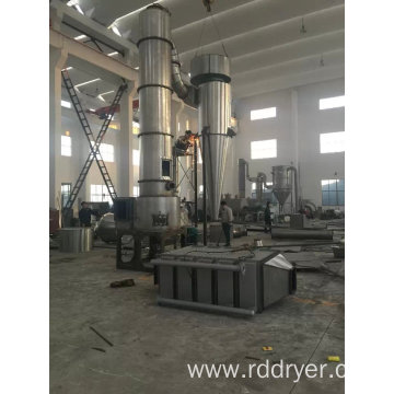 Flash drying machine of bu-tyric acid titanium hydroxide