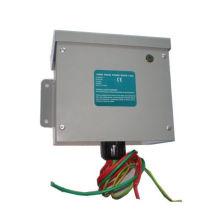 Économiseur d'énergie triphasé avec boîtier en métal pour une charge de 90 kW