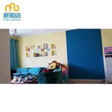 Großformatiger Wandaufkleber für das Wohnzimmer