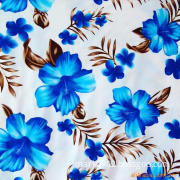 Printed Polyester Cotton Fabric TC 9010 45s 110x76 63''