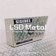 Caixa de ferramentas de caminhão de underbody impermeável alumínio venda toda fábrica