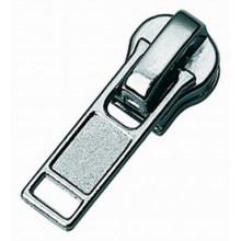 Metal Slider Auto Lock Nickel Farbe (M31)