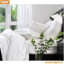 Juego de sábanas de algodón completo 4PCS / Set 100% algodón egipcio