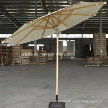 Garten UV-beständiges Outdoor Restaurant Umbrella Fabrick Sunbrella