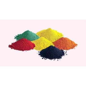 Óxido de hierro para pigmento