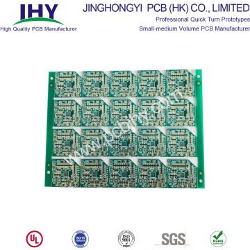 Empilhamento e fabricação de PCB multicamada de giro rápido de 8 camadas