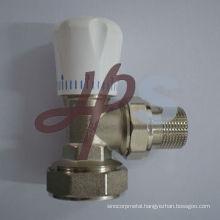 PP-R radiator valve