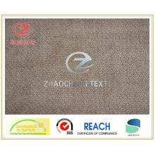 Tejido de pana de poliéster / nailon de 32W para uso en sofás (ZCCF055)