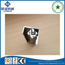 Armário de gabinete industrial quadro de nove curvas