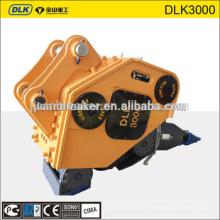 DLK brand vibro ripper vibrating ripper vibratory excavator for EC360B