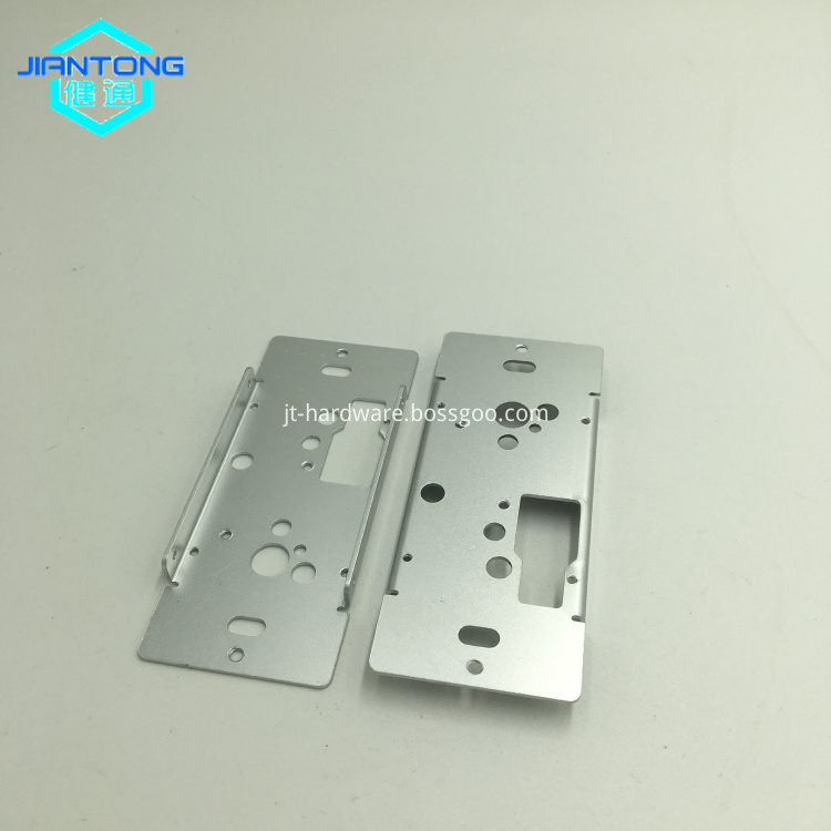 Custom Laser Cutting Bending Punching Aluminum Stamping Part (6)