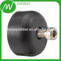 Aislador de vibración de goma de alta calidad con perno