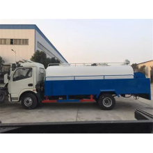 Dongfeng 4x2 limpieza de tuberías de automóviles