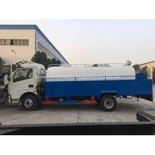 Dongfeng 4x2 Pipeline de carro de limpeza