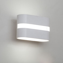 6W Widely used white led wall light indoor